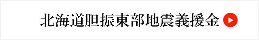 北海道地震義援金